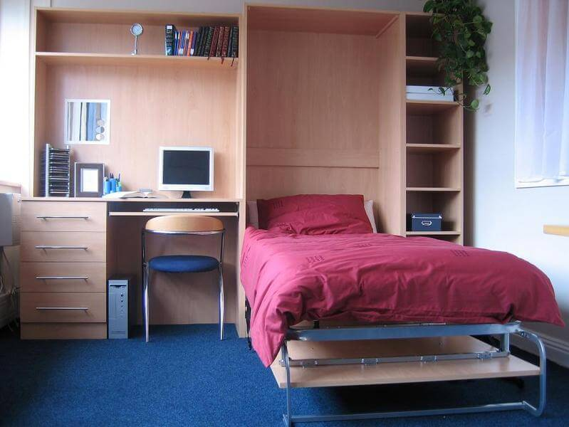 Recently fitted hideaway beds for Fitted bedroom furniture 0 finance