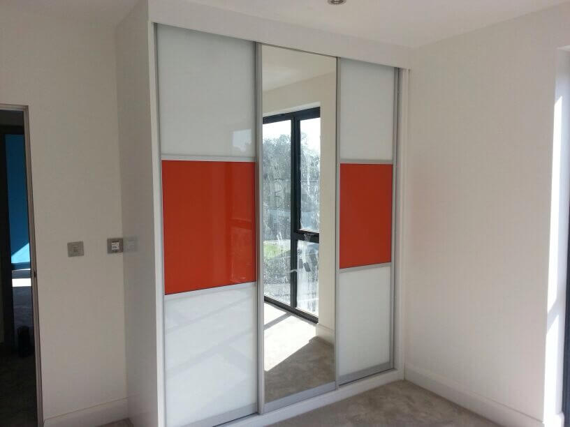 Recently Fitted Sliding Wardrobes