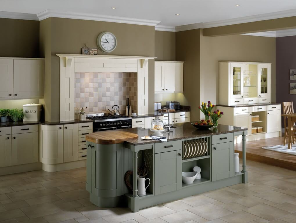 Delaware ivory for Kitchen ideas uk 2014