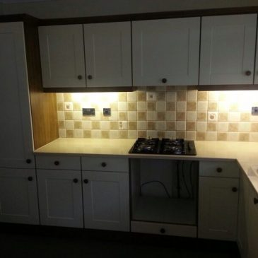 Refurb kitchen, Dronfield S18