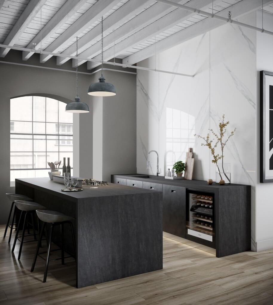 We offer a wide range of worktops      - Nankivells